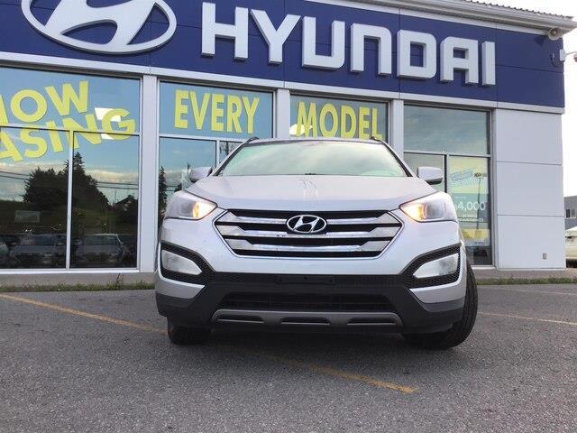 2014 Hyundai Santa Fe Sport 2.0T Premium (Stk: H12235A) in Peterborough - Image 5 of 21