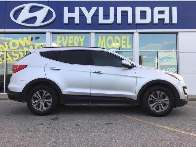 2014 Hyundai Santa Fe Sport 2.0T Premium (Stk: H12235A) in Peterborough - Image 6 of 21