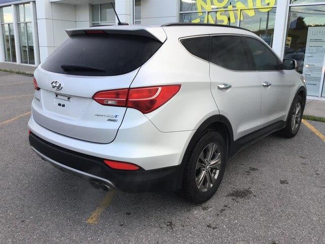 2014 Hyundai Santa Fe Sport 2.0T Premium (Stk: H12235A) in Peterborough - Image 8 of 21