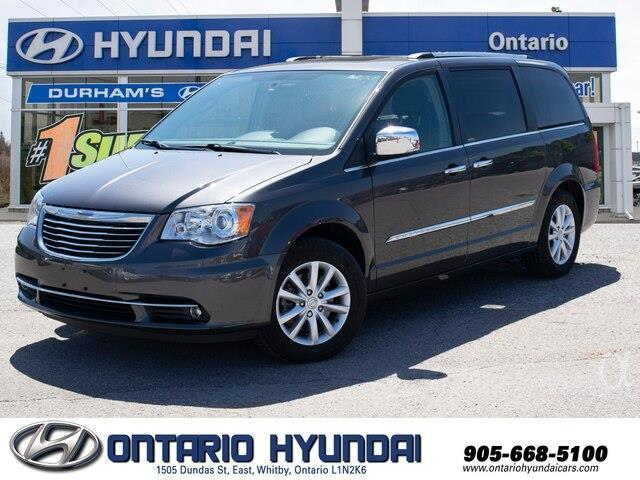 2015 Chrysler Town & Country Limited (Stk: 51279K) in Whitby - Image 1 of 19
