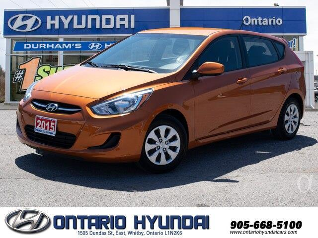 2015 Hyundai Accent GL (Stk: 07999K) in Whitby - Image 1 of 16