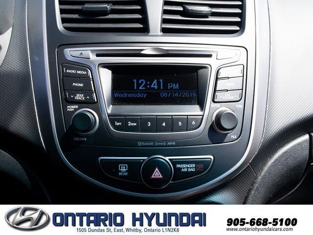 2015 Hyundai Accent GL (Stk: 07999K) in Whitby - Image 2 of 16