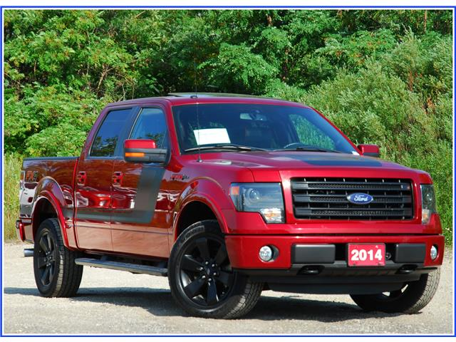 2014 Ford F-150 FX4 (Stk: 9F5850A) in Kitchener - Image 1 of 18