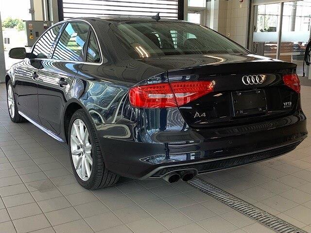 2016 Audi A4 2.0T Progressiv plus (Stk: 21325A) in Kingston - Image 8 of 30