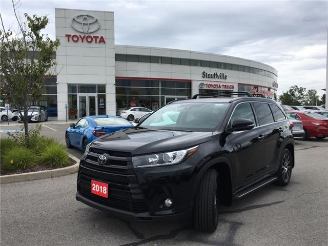 2018 Toyota Highlander XLE (Stk: P1898) in Whitchurch-Stouffville - Image 1 of 18