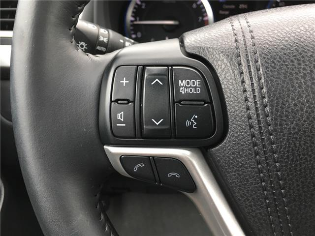 2018 Toyota Highlander XLE (Stk: P1898) in Whitchurch-Stouffville - Image 10 of 18