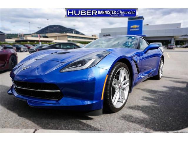 2019 Chevrolet Corvette Stingray (Stk: N40019) in Penticton - Image 1 of 16