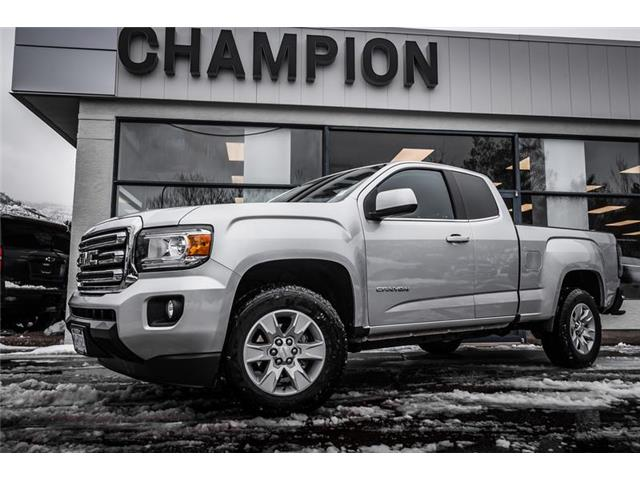 2018 GMC Canyon SLE (Stk: 18-81) in Trail - Image 1 of 23