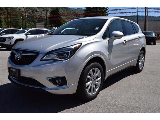 2019 Buick Envision Preferred (Stk: 19-02) in Trail - Image 1 of 25