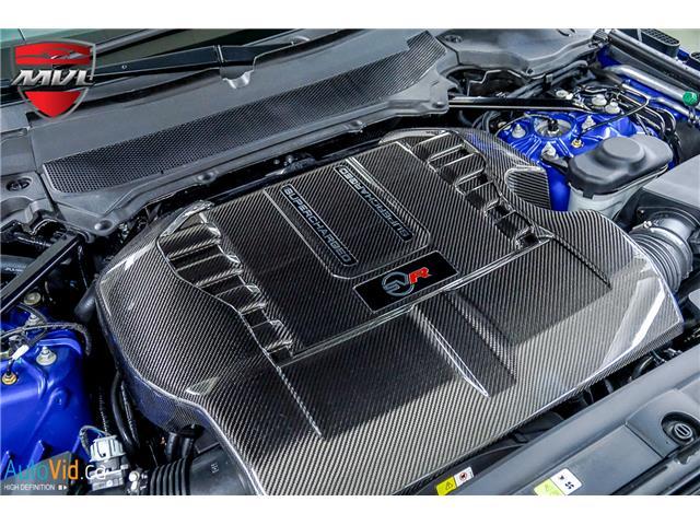 2019 Land Rover Range Rover Sport SVR (Stk: ) in Oakville - Image 38 of 39