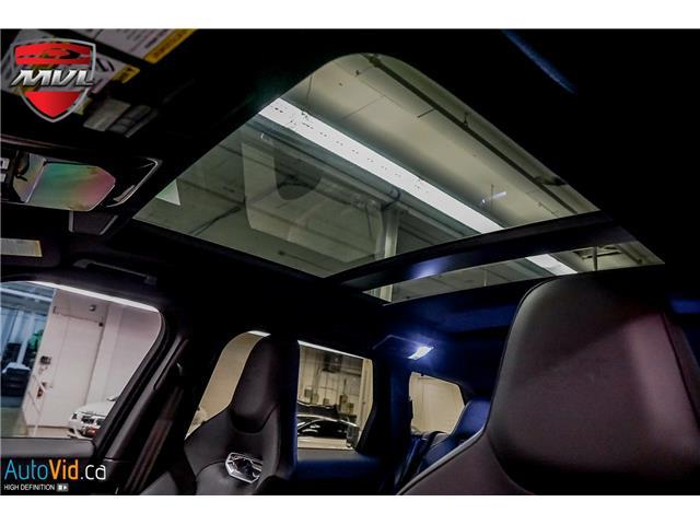 2019 Land Rover Range Rover Sport SVR (Stk: ) in Oakville - Image 24 of 39