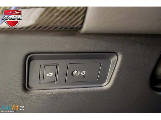 2019 Land Rover Range Rover Sport SVR (Stk: ) in Oakville - Image 36 of 39