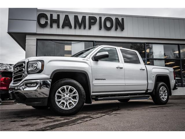 2018 GMC Sierra 1500 SLE (Stk: 18-396) in Trail - Image 1 of 18