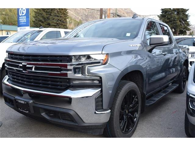 2019 Chevrolet Silverado 1500 LT (Stk: 19-103) in Trail - Image 1 of 25