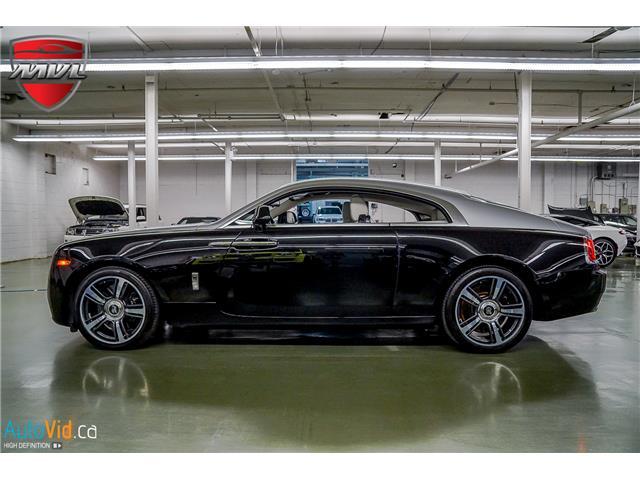 2016 Rolls Royce Wraith Provenance Warranty 2022 No