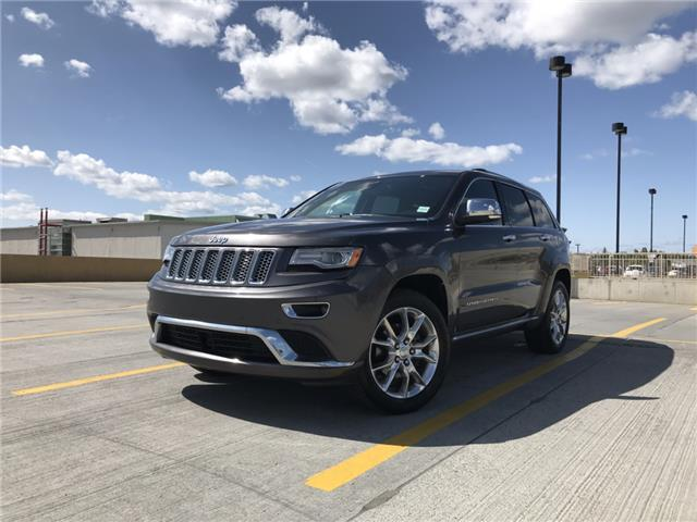2014 Jeep Grand Cherokee Summit (Stk: P0354) in Calgary - Image 1 of 25