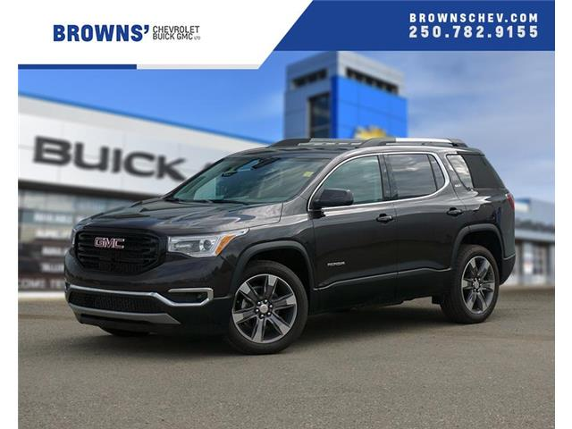 2019 GMC Acadia SLT-2 (Stk: T19-261) in Dawson Creek - Image 1 of 30