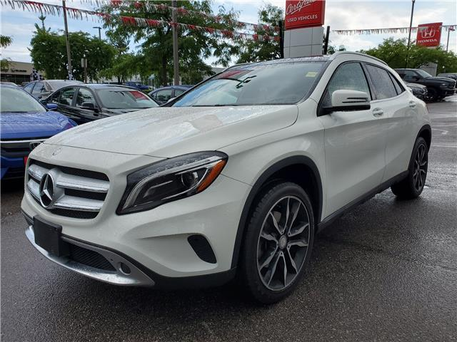 2016 Mercedes-Benz GLA-Class Base (Stk: CP0207) in Mississauga - Image 1 of 20