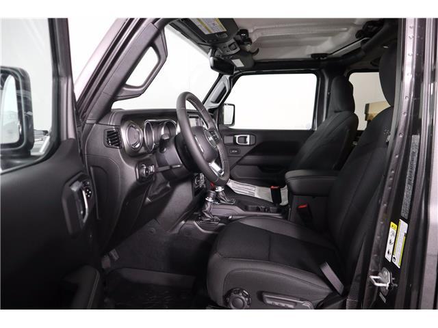 2019 Jeep Wrangler Unlimited 24G (Stk: 19-440) in Huntsville - Image 16 of 30