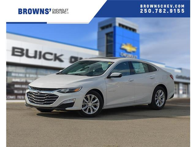 2019 Chevrolet Malibu LT (Stk: C19-645) in Dawson Creek - Image 1 of 18