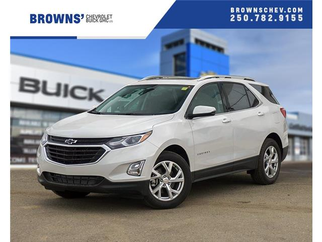 2019 Chevrolet Equinox LT (Stk: T19-679) in Dawson Creek - Image 1 of 17