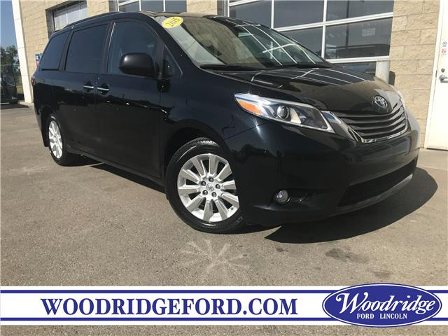 2015 Toyota Sienna XLE 7 Passenger (Stk: K-2027A) in Calgary - Image 1 of 23