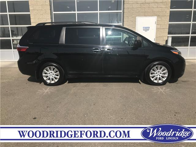 2015 Toyota Sienna XLE 7 Passenger (Stk: K-2027A) in Calgary - Image 2 of 23