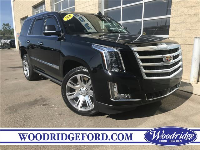 2016 Cadillac Escalade Premium Collection (Stk: T29564A) in Calgary - Image 1 of 26