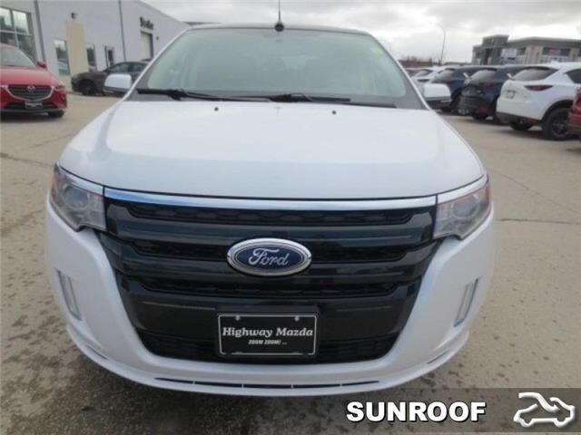 2014 Ford Edge Sport - AWD (Stk: A0240) in Steinbach - Image 2 of 39