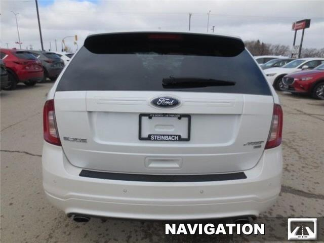 2014 Ford Edge Sport - AWD (Stk: A0240) in Steinbach - Image 5 of 39