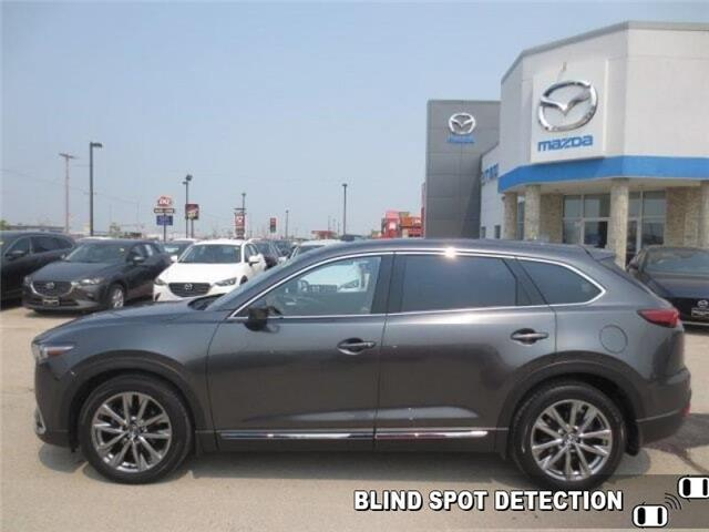 2017 Mazda CX-9 Signature (Stk: M19123A) in Steinbach - Image 5 of 38