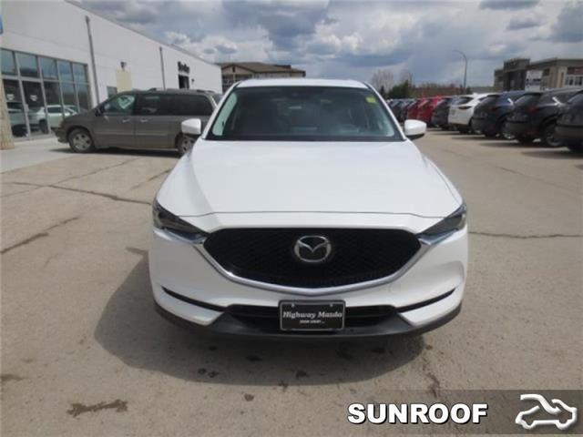 2019 Mazda CX-5 Signature Auto AWD (Stk: M19052) in Steinbach - Image 2 of 22