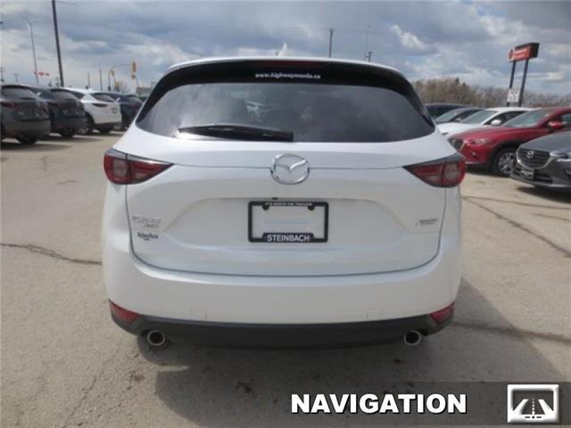 2019 Mazda CX-5 Signature Auto AWD (Stk: M19052) in Steinbach - Image 5 of 22