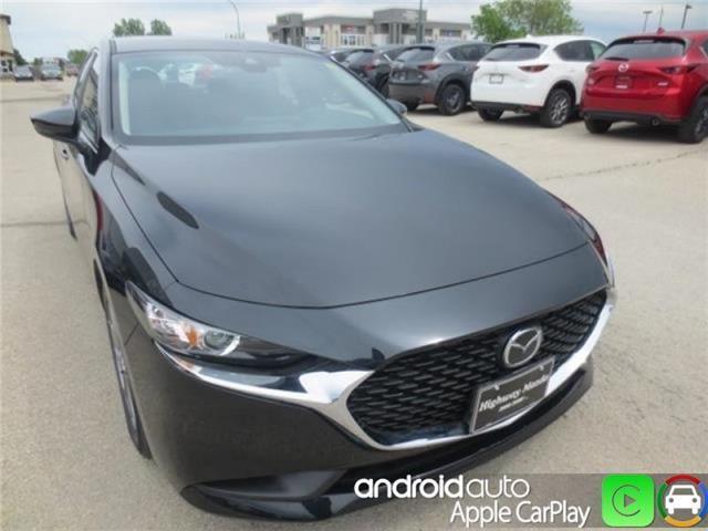 2019 Mazda Mazda3 GS Auto i-Active AWD (Stk: M19058) in Steinbach - Image 3 of 22