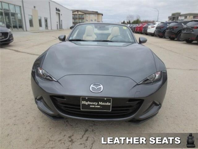 2019 Mazda MX-5 RF GT Auto (Stk: M19088) in Steinbach - Image 2 of 33