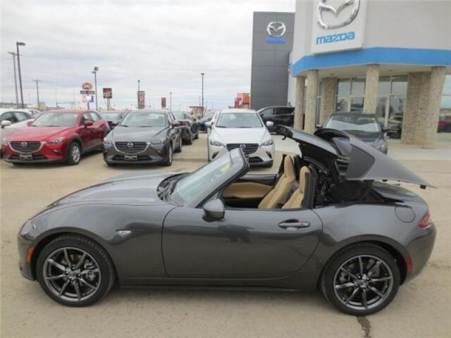 2019 Mazda MX-5 RF GT Auto (Stk: M19088) in Steinbach - Image 8 of 33