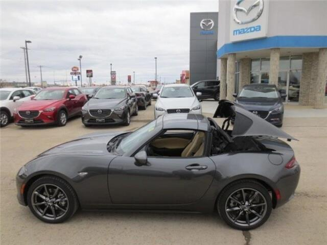 2019 Mazda MX-5 RF GT Auto (Stk: M19088) in Steinbach - Image 9 of 33