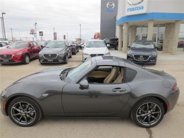 2019 Mazda MX-5 RF GT Auto (Stk: M19088) in Steinbach - Image 10 of 33