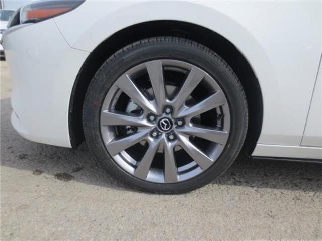 2019 Mazda Mazda3 GT Auto i-ACTIV AWD (Stk: M19115) in Steinbach - Image 7 of 22