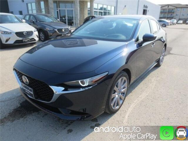 2019 Mazda Mazda3 GT Auto i-ACTIV AWD (Stk: M19126) in Steinbach - Image 1 of 37