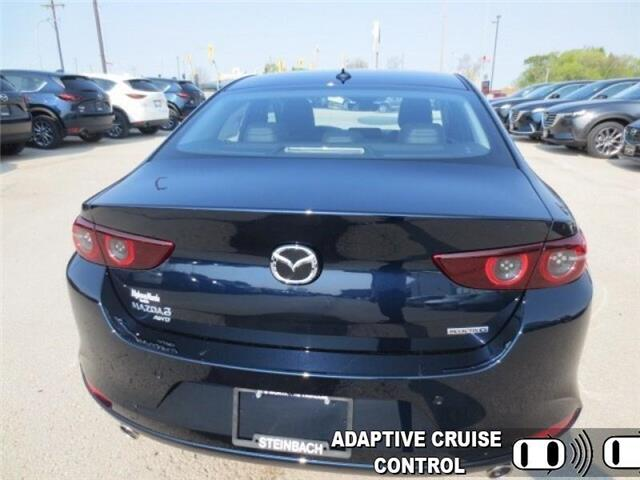 2019 Mazda Mazda3 GT Auto i-ACTIV AWD (Stk: M19126) in Steinbach - Image 5 of 37