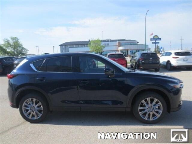 2019 Mazda CX-5 GT w/Turbo Auto AWD (Stk: M19131) in Steinbach - Image 4 of 31