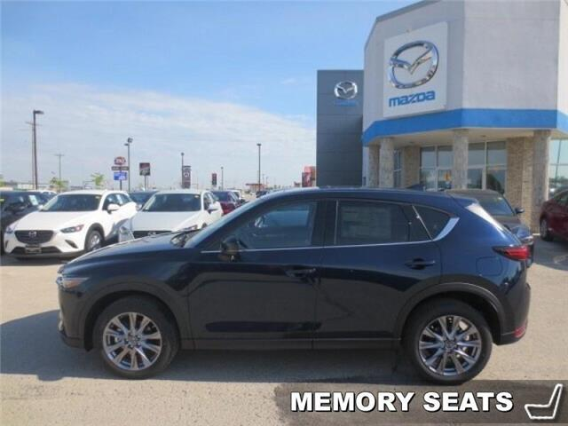 2019 Mazda CX-5 GT w/Turbo Auto AWD (Stk: M19131) in Steinbach - Image 6 of 31