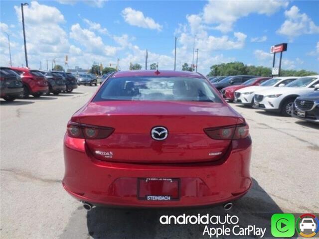 2019 Mazda Mazda3 GT Auto i-ACTIV AWD (Stk: M19138) in Steinbach - Image 6 of 27