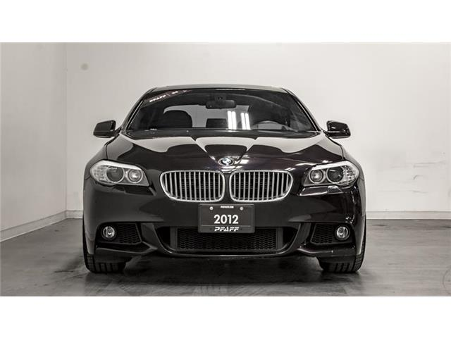 2012 BMW 550i xDrive (Stk: T17136A) in Vaughan - Image 2 of 21