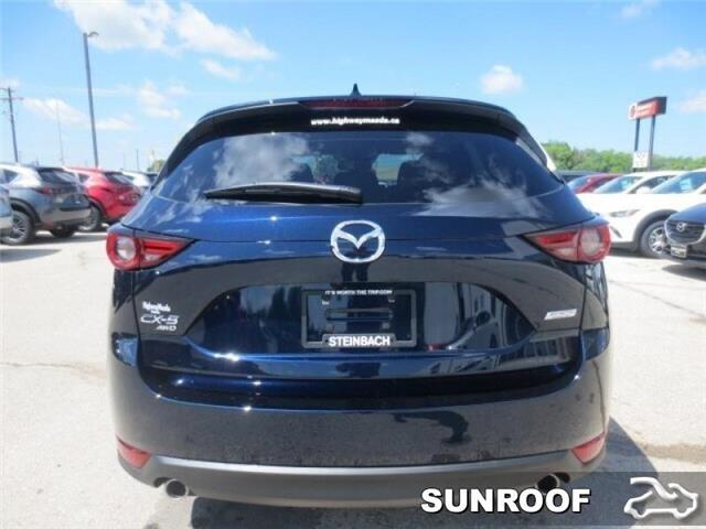2019 Mazda CX-5 GT Auto AWD (Stk: M19142) in Steinbach - Image 4 of 37