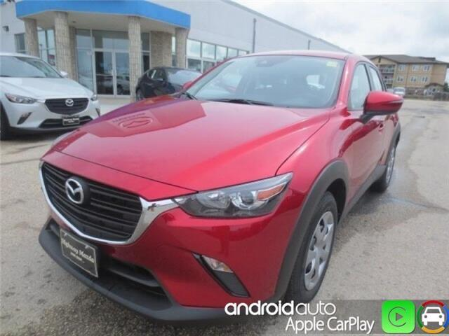2019 Mazda CX-3 GX AT (Stk: M19147) in Steinbach - Image 1 of 22