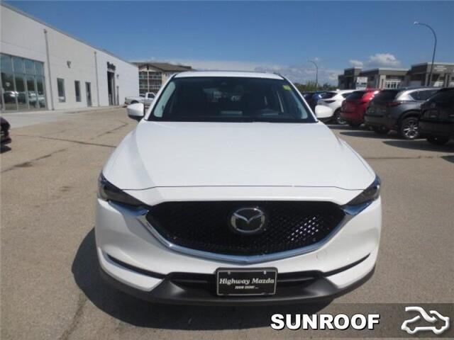 2019 Mazda CX-5 GT Auto AWD (Stk: M19154) in Steinbach - Image 1 of 40