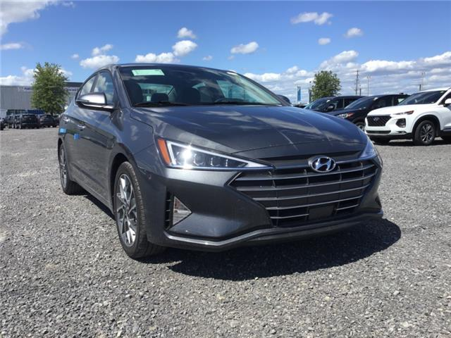 2020 Hyundai Elantra Ultimate (Stk: R05094) in Ottawa - Image 1 of 10