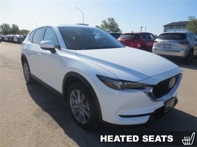 2019 Mazda CX-5 GT w/Turbo Auto AWD (Stk: M19151) in Steinbach - Image 3 of 45
